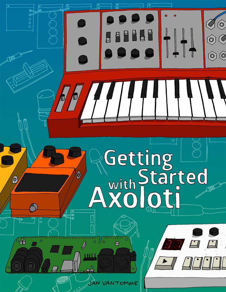 Cover of Getting Started with Axoloti