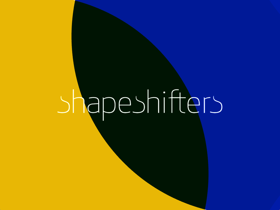 Shapeshifters 2012 Visual